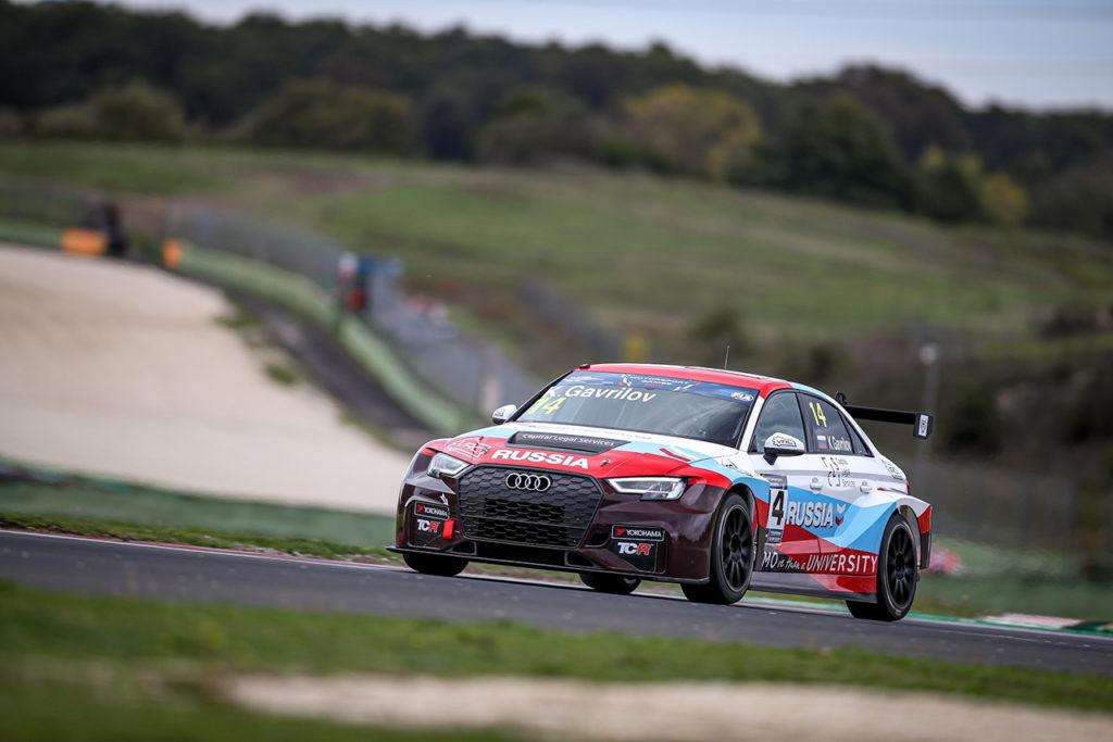 FIA Motorsport Games | Touring Car Cup, Gara 1: Gavrilov vince per la Russia