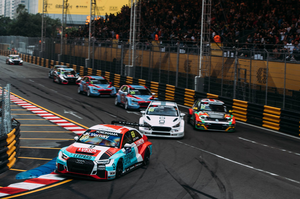 WTCR | Guia Race of Macau 2019: anteprima e orari del weekend