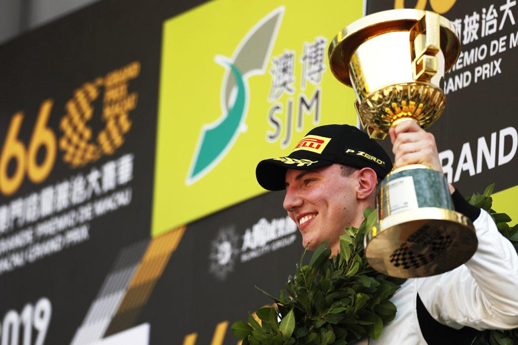 FIA GT World Cup | Macao, Gara: festeggia il tricolore italiano con Marciello