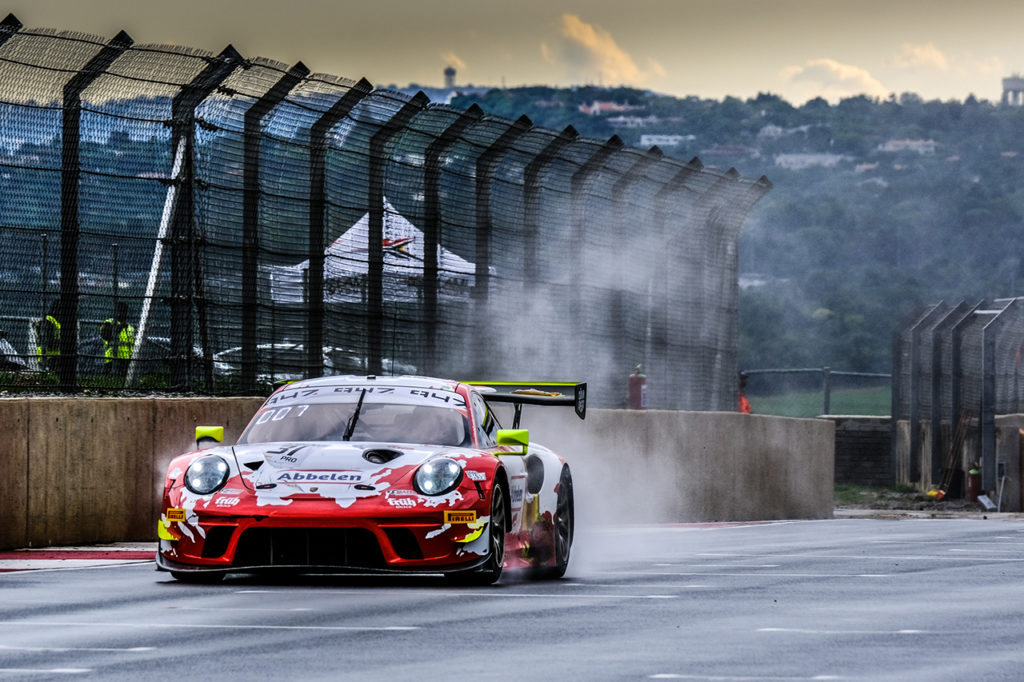 Intercontinental GT Challenge | Kyalami, Qualifiche: Porsche in pole con Tandy