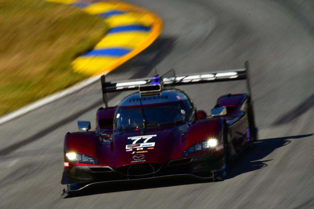 IMSA | Mazda si divide da Joest Racing dopo la 12 Ore di Sebring