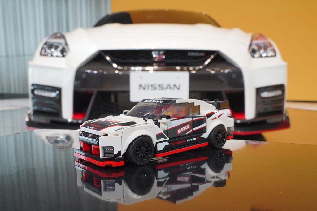 Nissan GT-R NISMO: un proprio set in mattoncini LEGO in arrivo nel 2020