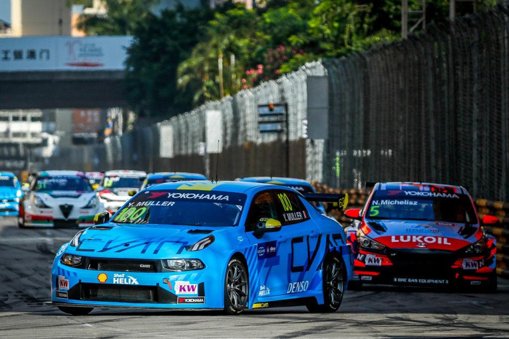 FIA WTCR | Macao, Gara 1: Muller vince dalla pole, Ceccon a podio