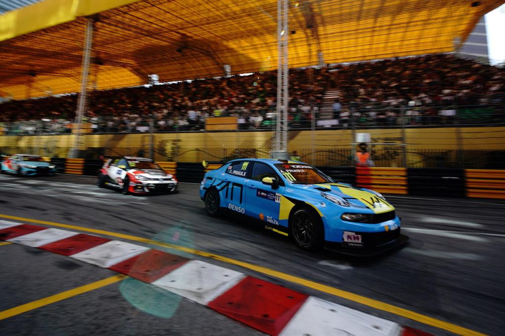 WTCR | Macao, Gara 3: Priaulx batte Huff e conquista la prima vittoria