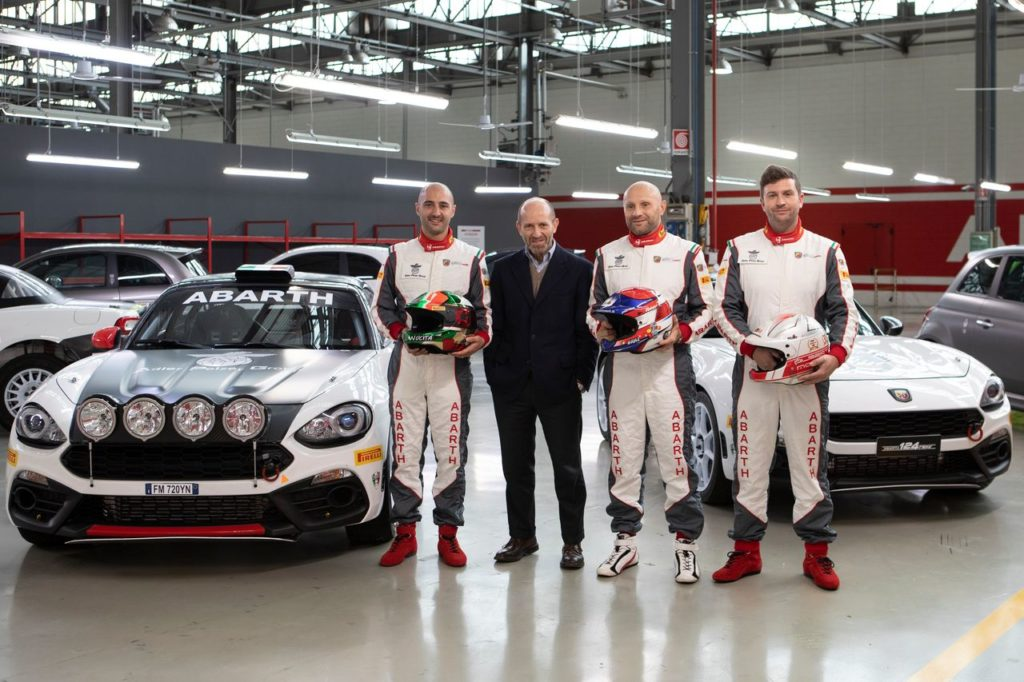 Abarth 124 Rally, il bilancio di fine stagione: un altro anno di successi