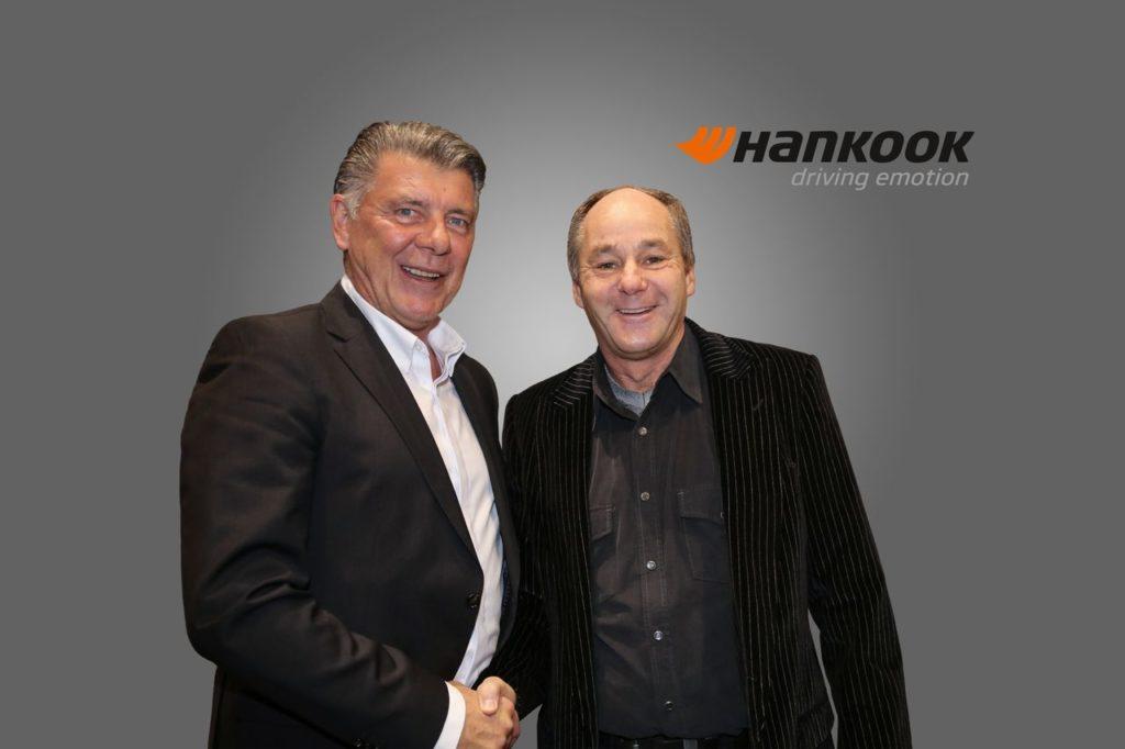 Nasce il DTM Trophy: Hankook partner esclusivo per i pneumatici