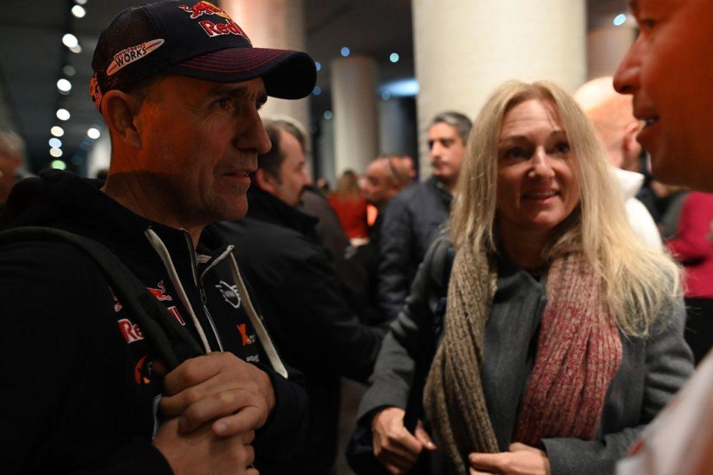 Dakar | Stephane Peterhansel, la moglie Andrea costretta a rinunciare al ruolo di copilota