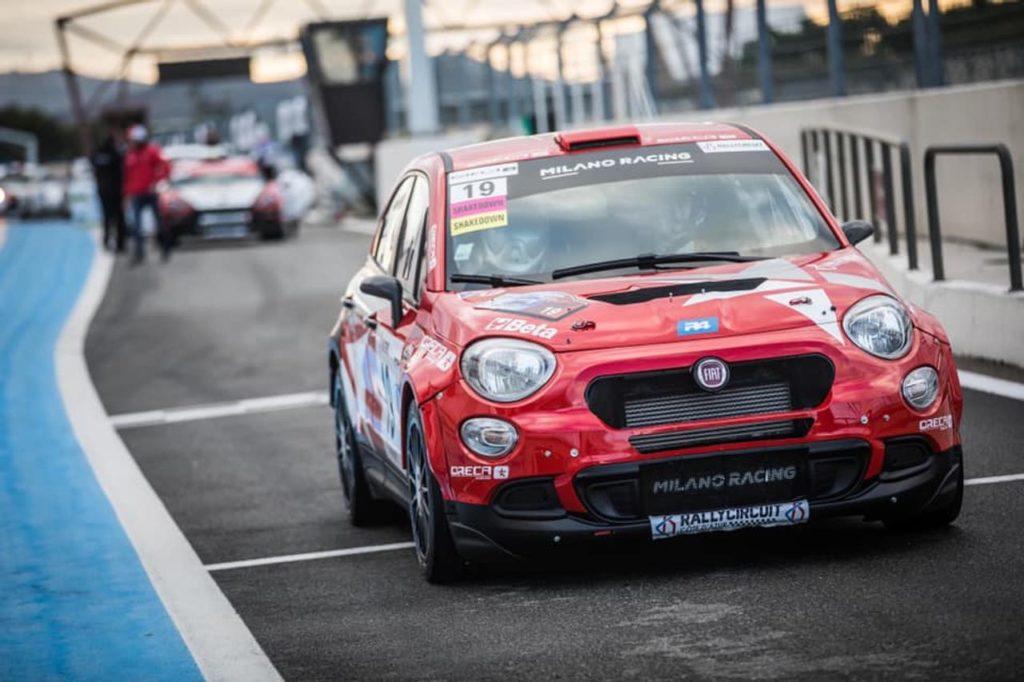 WRC | Il ritorno di Fiat: la MR 500X R4 al Rallye Monte Carlo