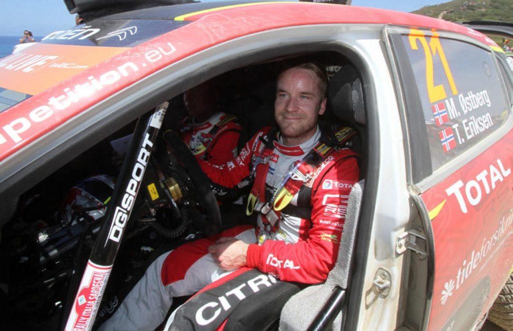 WRC | La Citroen C3 WRC potrebbe tornare in gara nel 2020: in pole Mads Ostberg