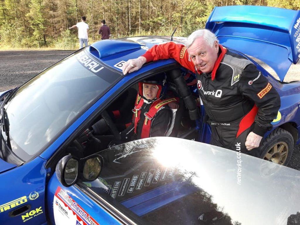 Prosegue la dinastia McRae nei rally: il giovane Max al McRae Rally Challenge 2020