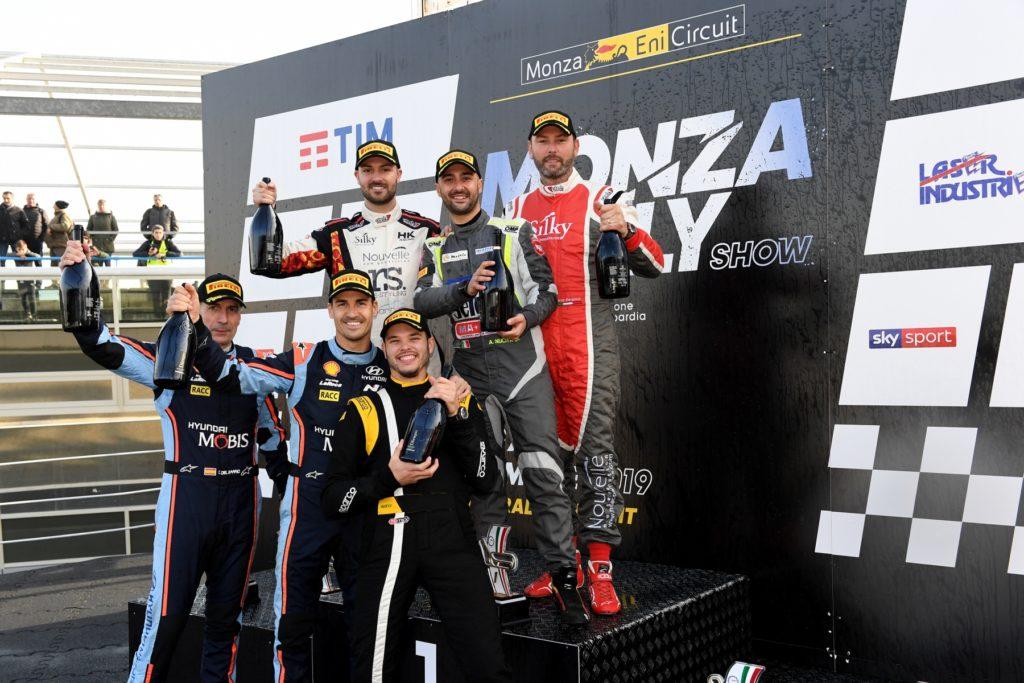Monza Rally Show | Il ritorno dei rallisti: trionfa Andrea Crugnola.  Idea Leclerc per il 2020 [AGGIORNAMENTO]