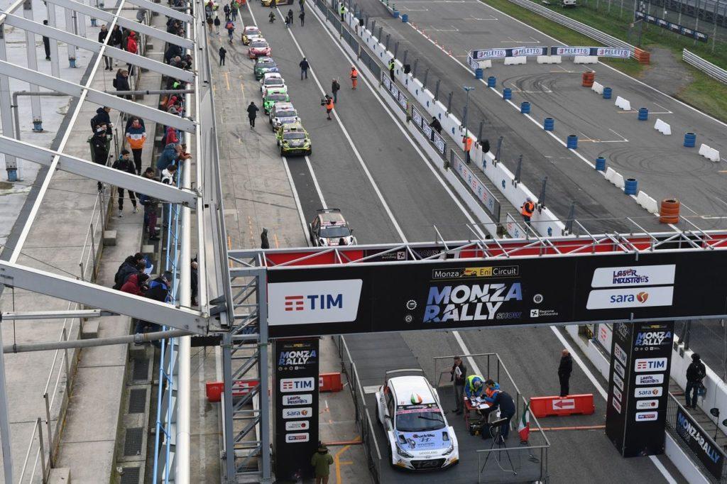 Monza Rally Show | Seconda giornata: e lucevan le stelle per Crugnola (Sordo permettendo)