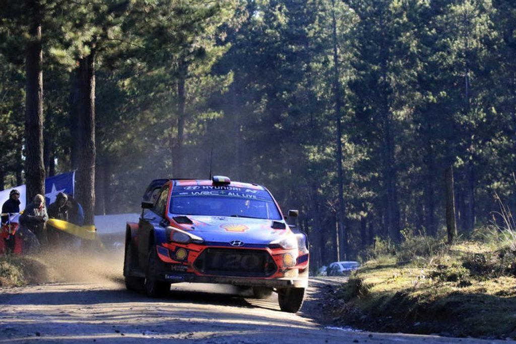 WRC | Il Rally Cile sostituito da un'altra gara nel 2020: ancora tutto da decidere