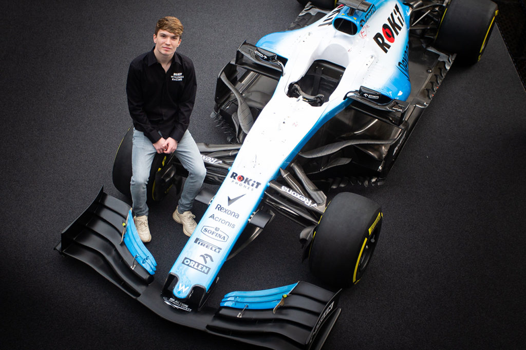 FIA F2 | Ticktum con Williams in Formula 1 come development driver