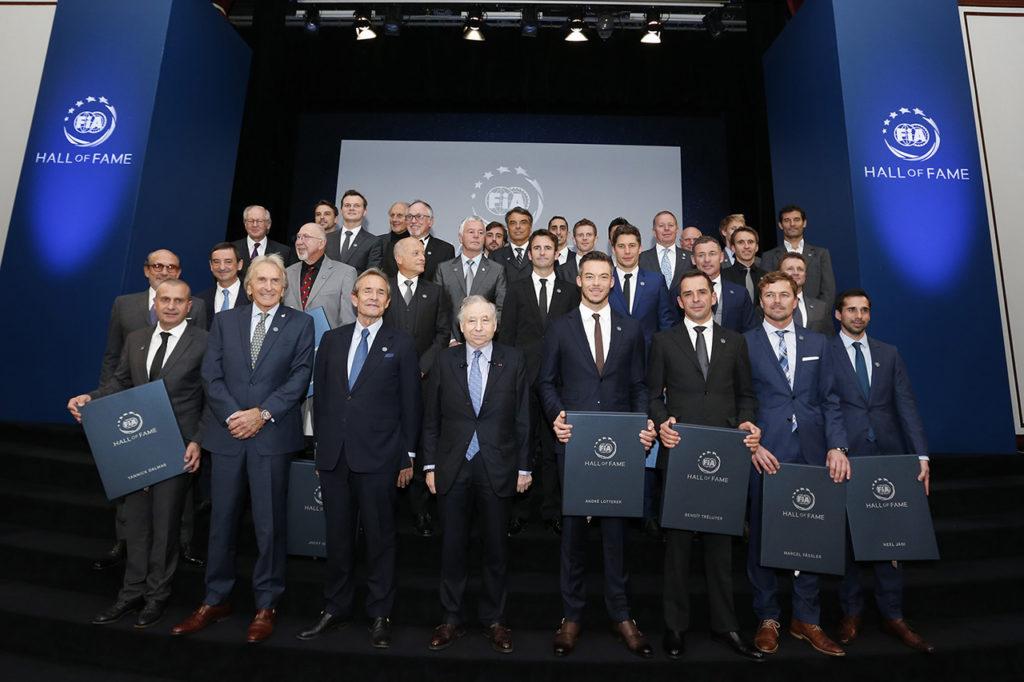 WEC | Introdotti i campioni del Mondiale nella Hall of Fame della FIA