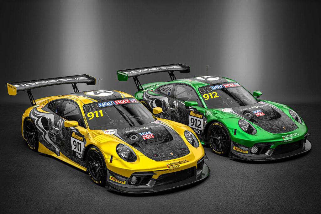 IGTC | Absolute Racing scelta da Porsche per difendere il titolo