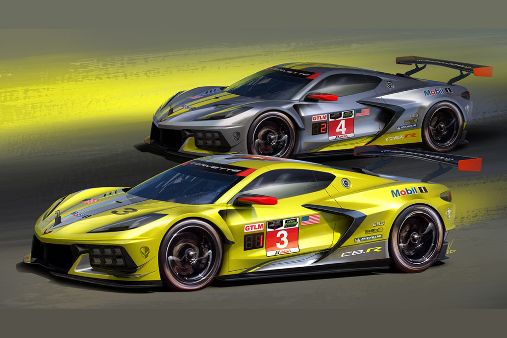 IMSA | Corvette completa la line-up con Catsburg e Fassler