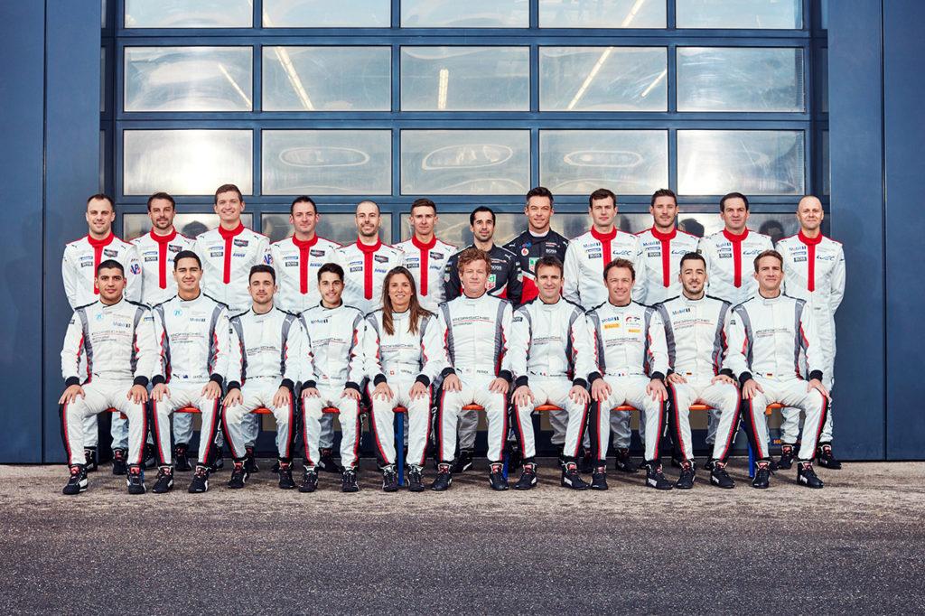 Porsche svela i programmi sportivi del 2020 per WEC, IMSA e GT