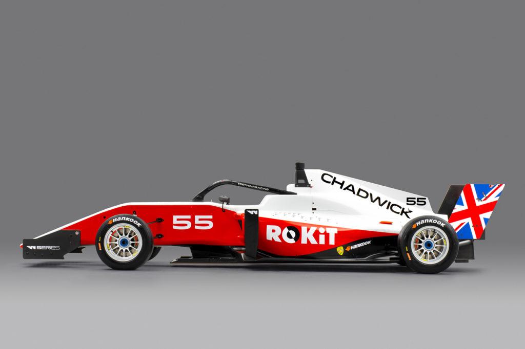 W Series | ROKiT sponsor ufficiale del campionato a partire dal 2020