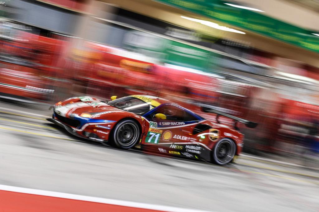 WEC | Ferrari a podio in Bahrain con Molina/Rigon ma non soddisfatta