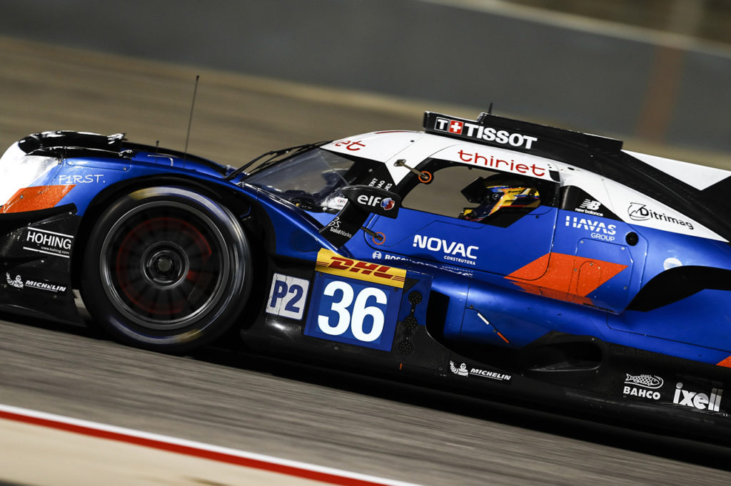 WEC | Signatech Alpine sfiora il podio alla 8 Ore del Bahrain