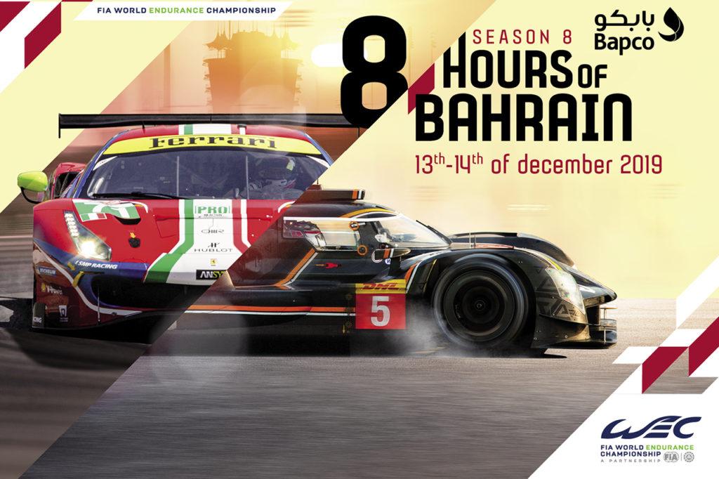 WEC | 8 Ore del Bahrain 2019: anteprima e orari del weekend