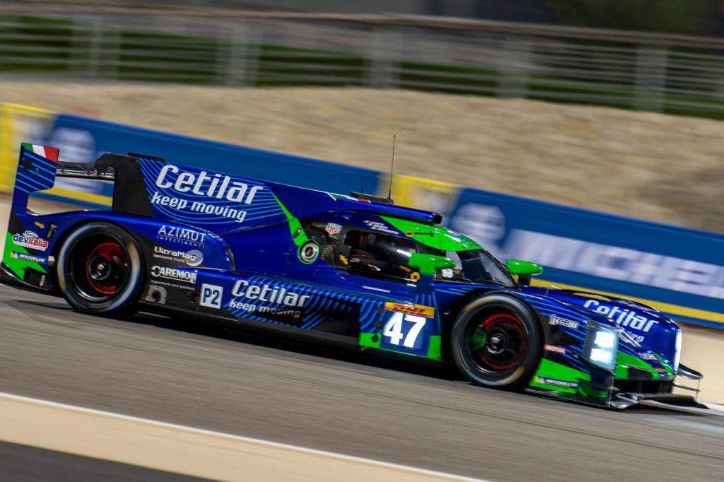 WEC | Cetilar Racing conclude la 8 Ore del Bahrain nonostante una foratura