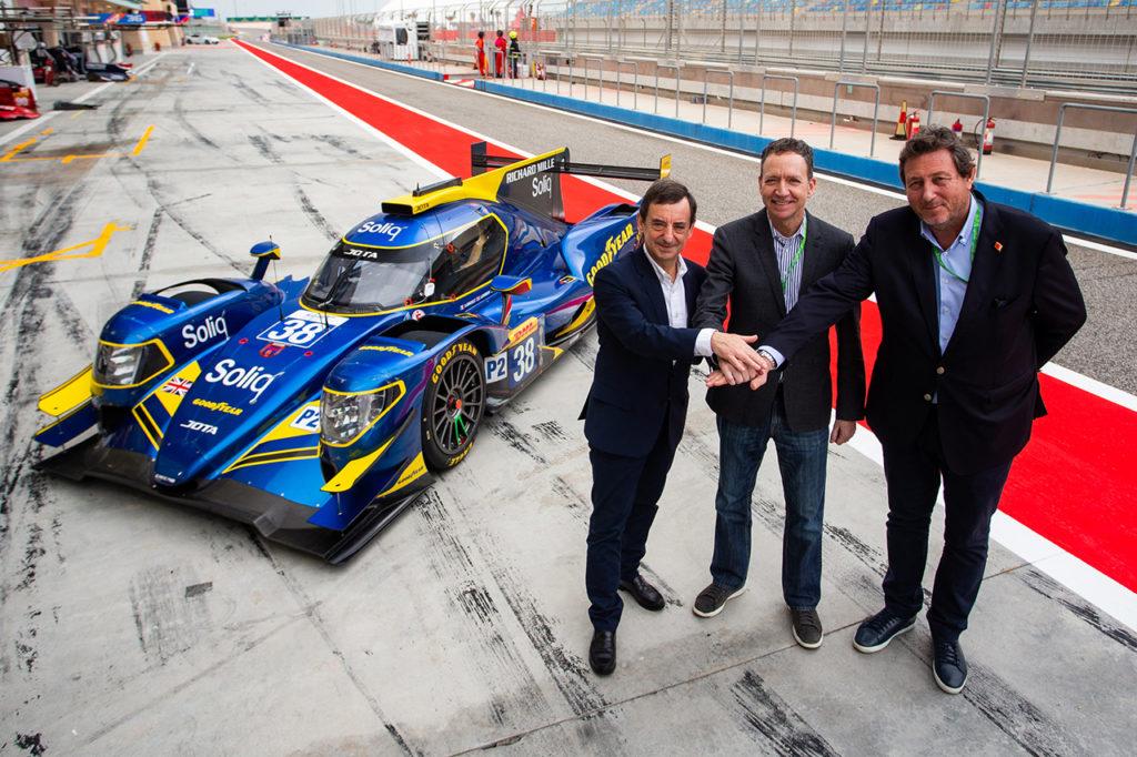 WEC | Goodyear fornitore unico delle LMP2 dalla prossima stagione