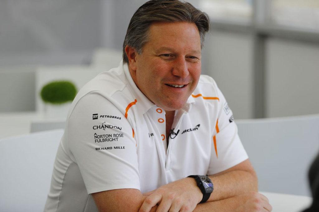 WEC | McLaren dentro solo con una DPi. Brown vuole un regolamento comune ACO-IMSA