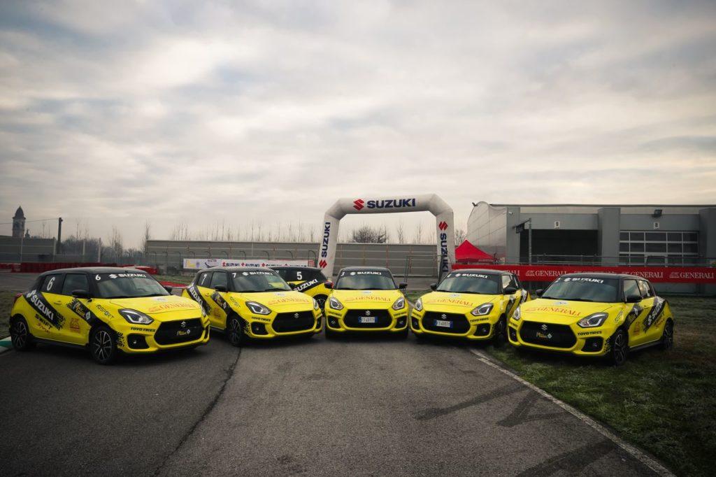 ACI Rally Italia Talent | Appuntamento con la seconda tappa a Siena, sempre con Suzuki Auto Ufficiale