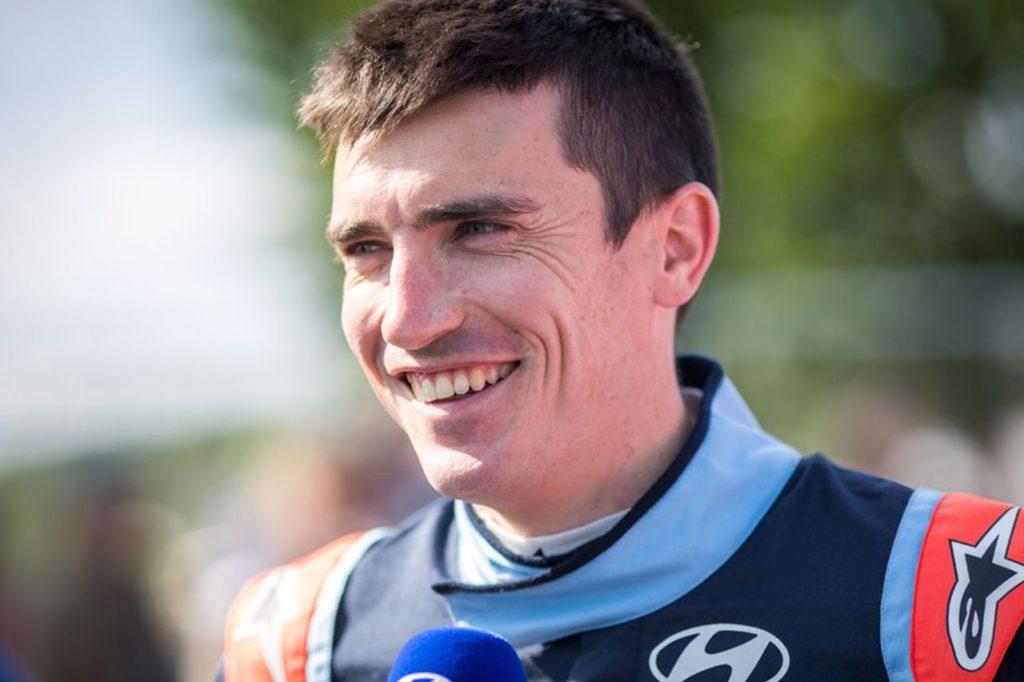WRC | Hyundai richiama a sorpresa Craig Breen: correrà al Rally Svezia al posto di Loeb