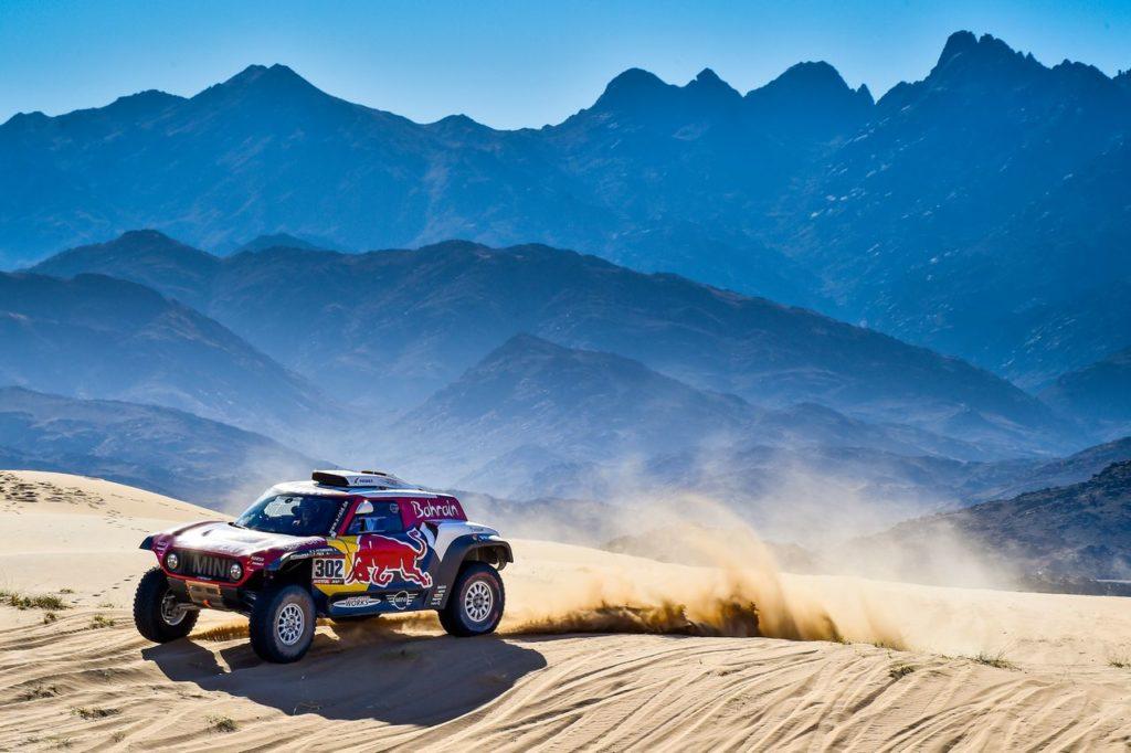 Dakar | Sainz, Al Attiyah e Peterhansel stanno monopolizzando l'edizione 2020 nelle Auto