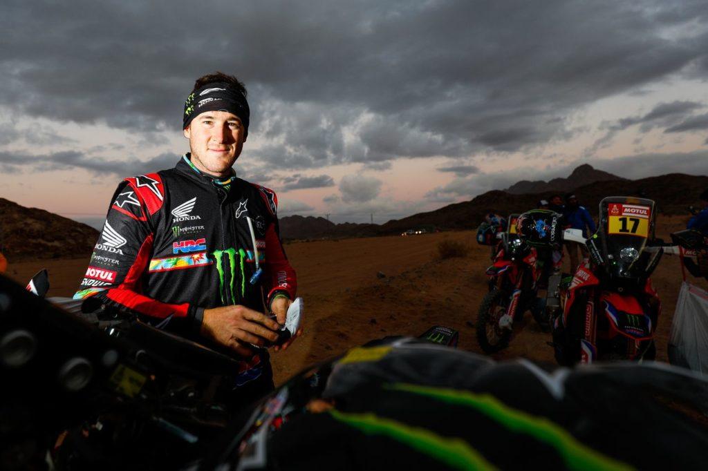 Dakar | Moto: uno storico Ricky Brabec conquista l'edizione 2020 con Honda