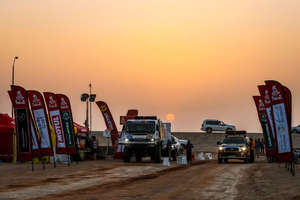 Dakar | Tappa 10: anteprima ed orari italiani