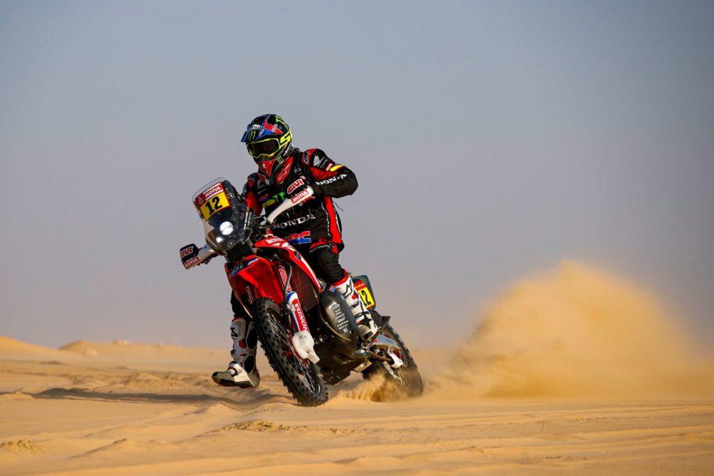 Dakar | Tappa 10, Moto: riscatto di Barreda, allungo di Brabec, Gerini in top ten