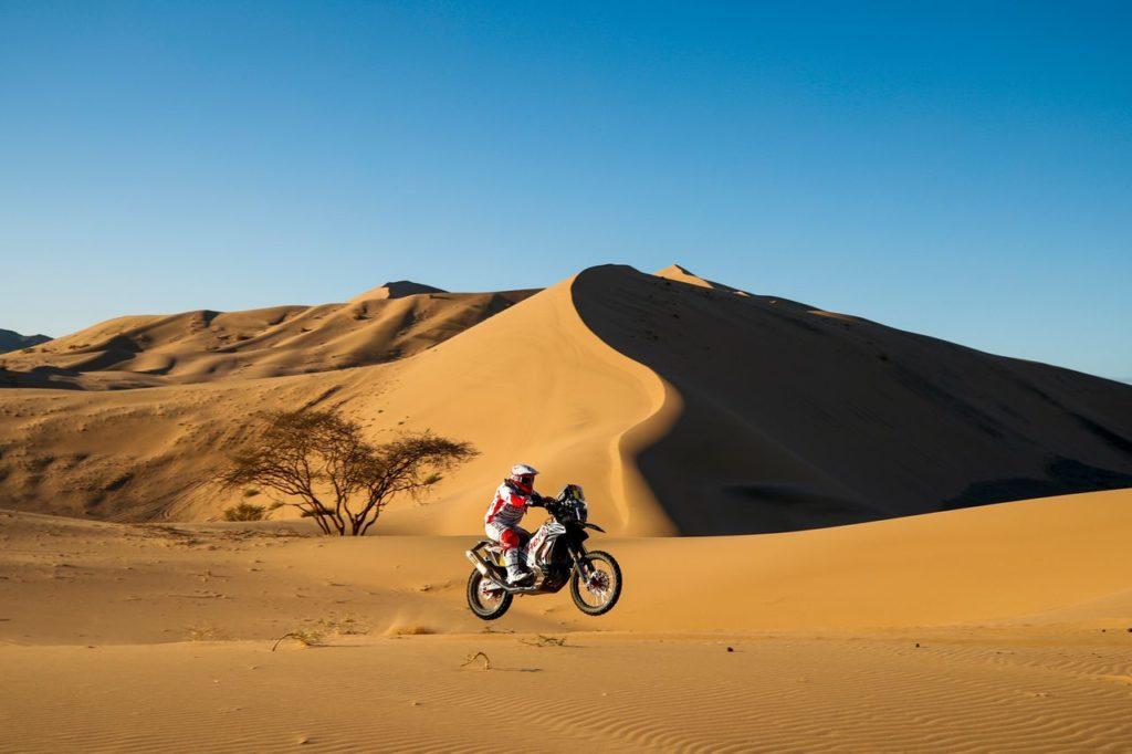 Dakar | Tappa 2, Moto: vince l'outsider Ross Branch, Sunderland nuovo leader