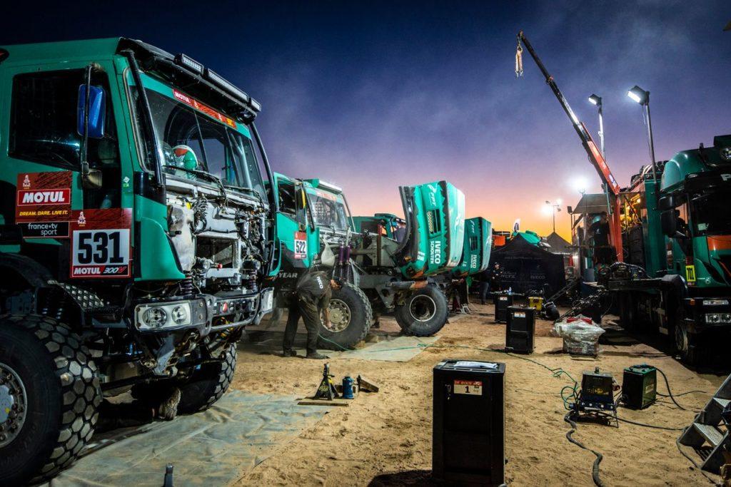 Dakar | Tappa 4: anteprima ed orari italiani