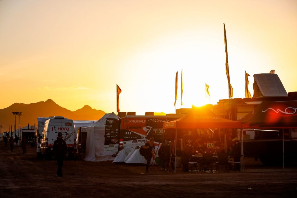 Dakar | Tappa 5: anteprima ed orari italiani