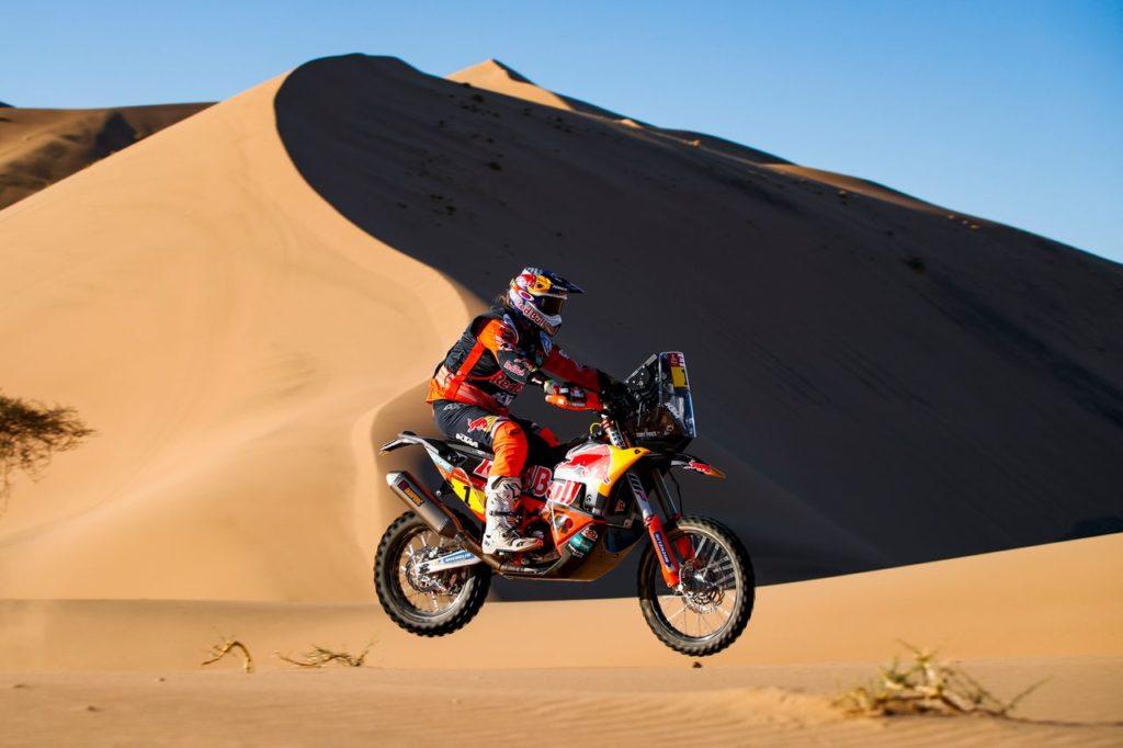 Dakar | Tappa 5, Moto: gioie e dolori per KTM. Vince Price, si ritira Sunderland