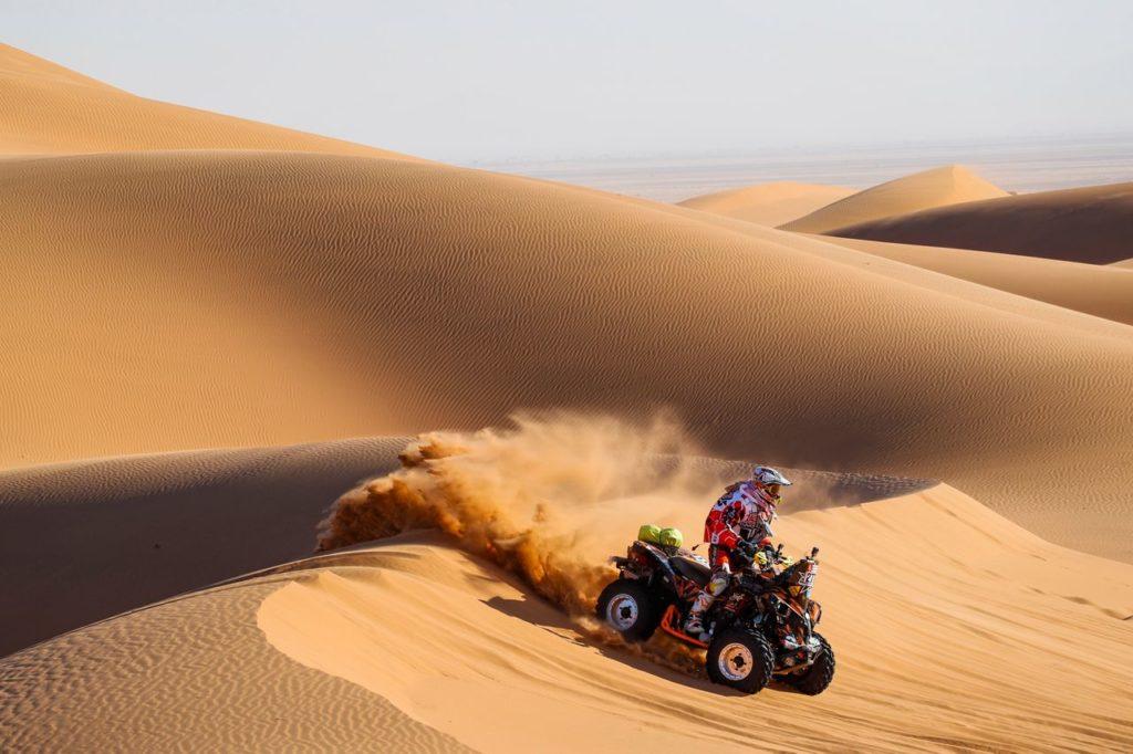 Dakar | Tappa 7, Currie nuovo leader nei SSV. Gli altri risultati nei Quad e Camion
