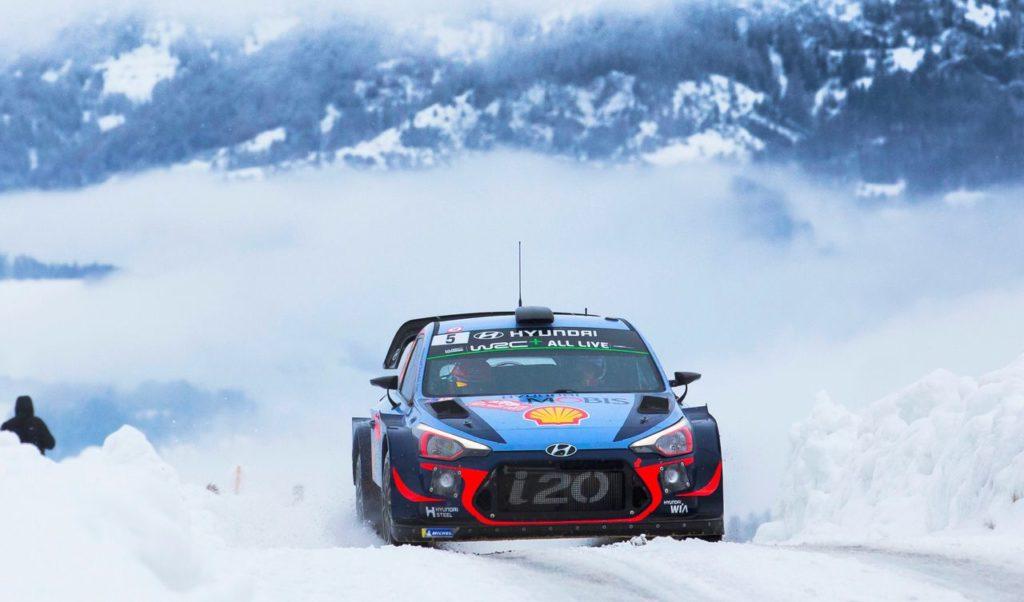 WRC   Il nuovo ambizioso corso di Hyundai Motorsport parte dal Rallye Monte Carlo [VIDEO]