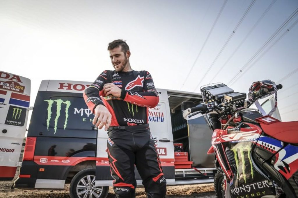 Dakar | I cinque assi di Monster Energy Honda Team