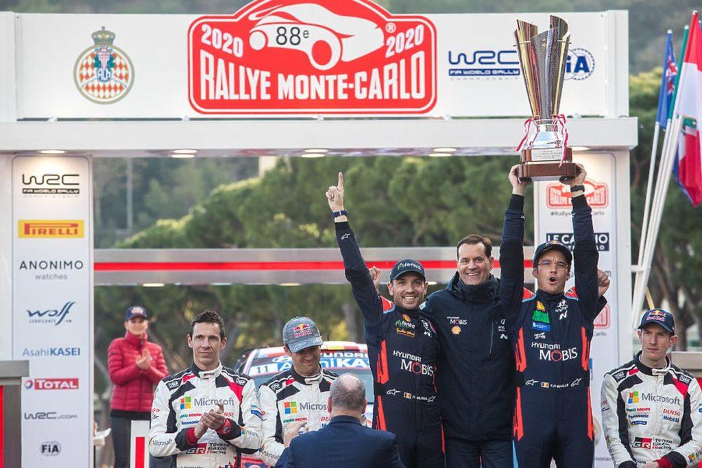 WRC | La rivincita di Thierry Neuville al Rallye Monte Carlo