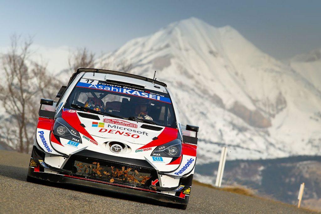 WRC | Rallye Monte Carlo 2020, si parte subito nel segno di Ogier