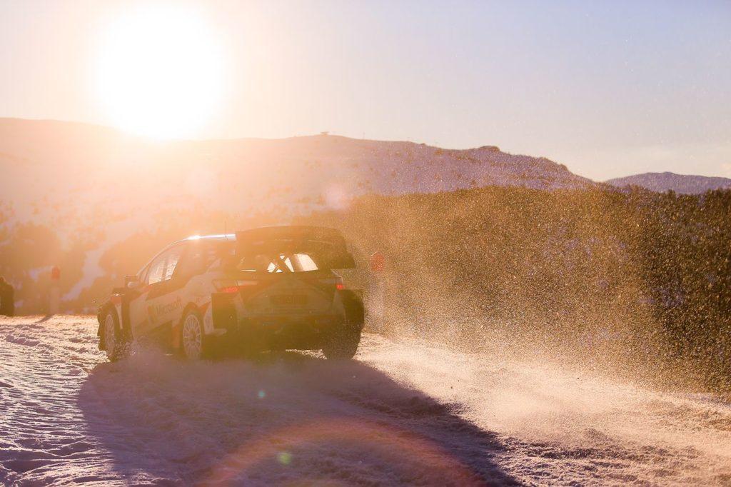 WRC | Rallye Monte Carlo 2020, seconda giornata: Toyota inarrestabile, Ogier leader