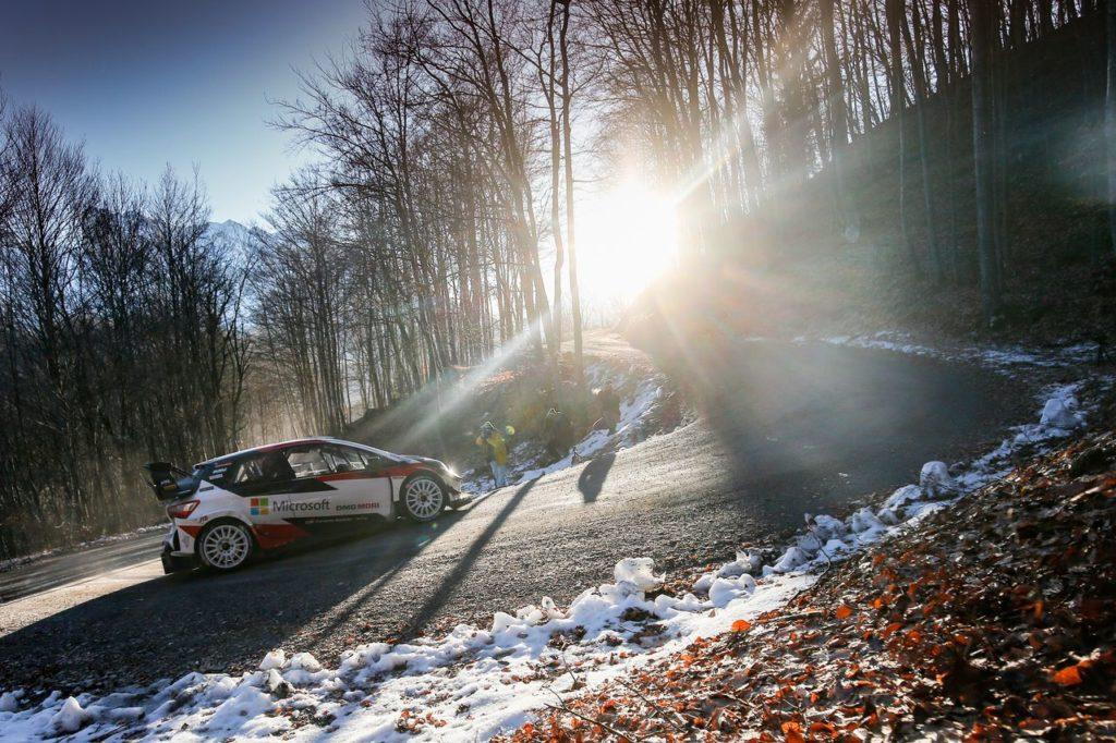 WRC | Rallye Monte Carlo 2020, penultima giornata: Evans, Ogier e Neuville si giocano la vittoria