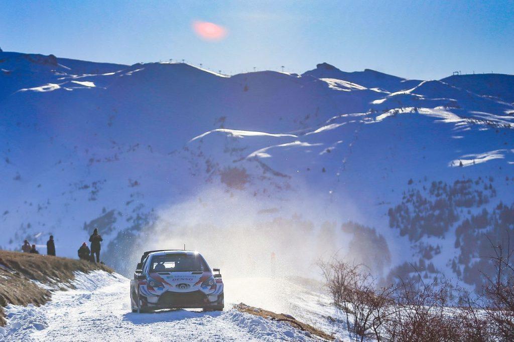 WRC | Rallye Monte Carlo 2020: Ogier insidia Evans, dominano le Toyota