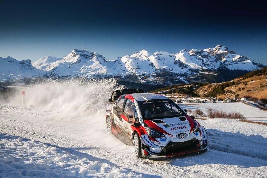 WRC | Rallye Monte Carlo 2020, è un affare tra Evans, Ogier e Neuville