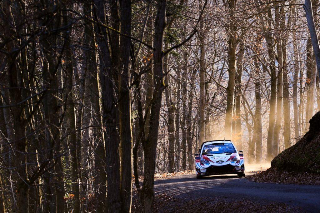 WRC | Rallye Monte Carlo 2020, Sebastien Ogier conquista il primo shakedown di stagione [VIDEO]