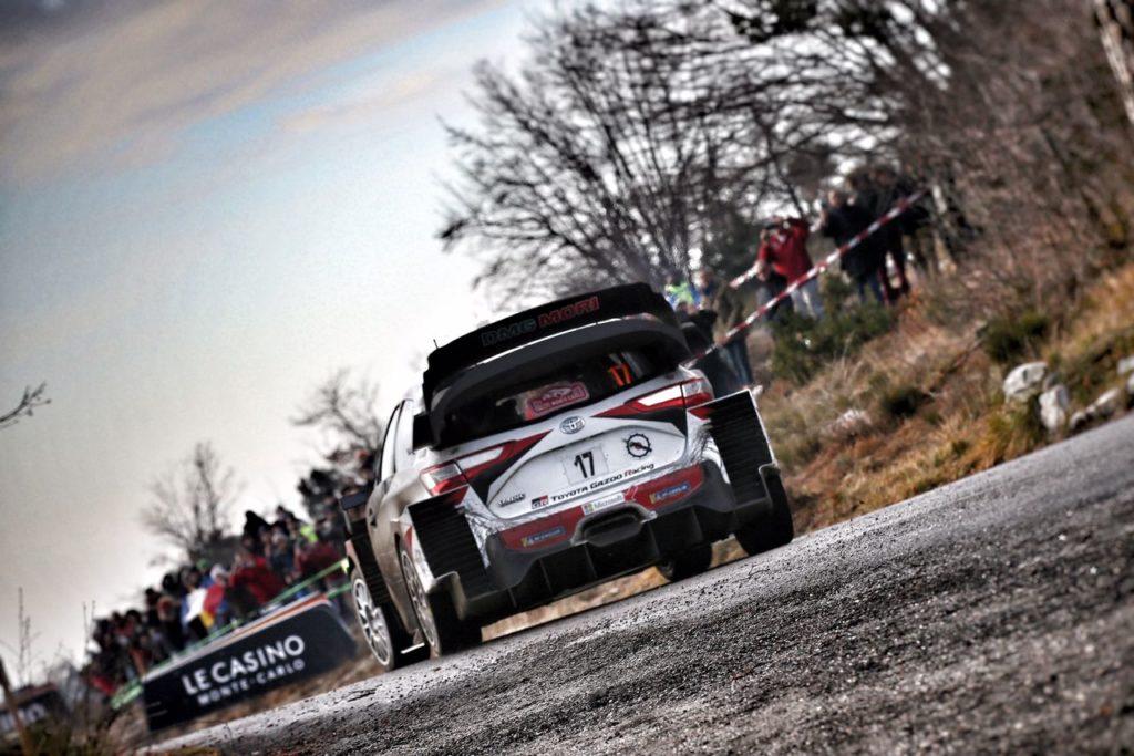 """WRC   Gli equipaggi Toyota nella top five del Rallye Monte Carlo: """"Un weekend fantastico, peccato per la vittoria mancata"""""""